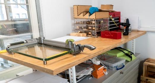 Prototype werkplaats